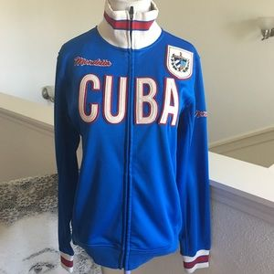 MONDETTA CUBA XS CUBA SPORTS JACKET GREAT COLORS